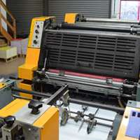 NRS Print machine