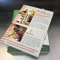 marketing customers flyers